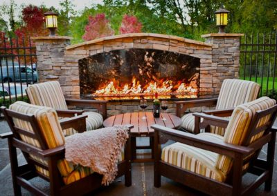 Hampton Inn - Biltmore Area Fire Pit