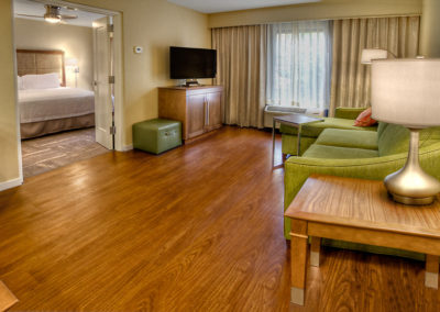 HAMPTON INN & SUITES FLETCHER NC